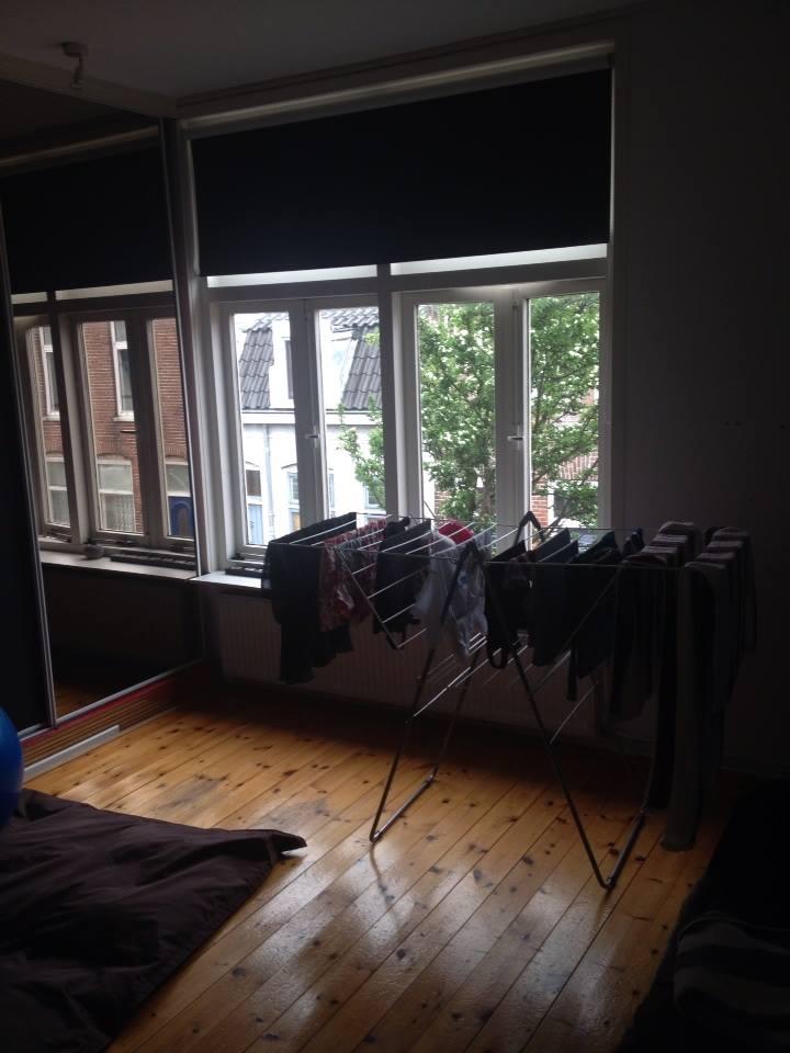 Kamer te huur in de Maraisstraat in Haarlem