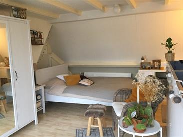 Kamer in Groningen, Parkweg op Kamernet.nl: Tijdelijke kamer te huur!