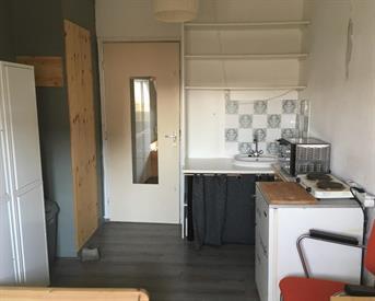 Kamer in Breda, Molenstraat op Kamernet.nl: In hartje centrum gelegen kamer eigen kitchenette