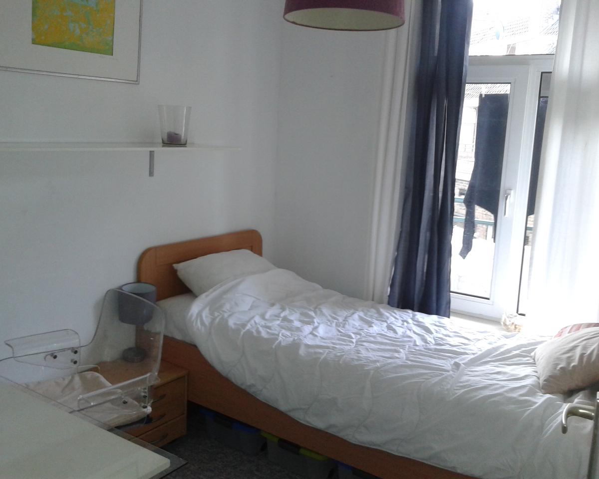 Kamer aan Turnerstraat in Amsterdam