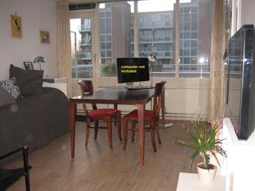 Studio aan Letland in Delft
