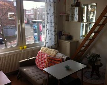 Kamer aan Thomsonlaan in Den Haag