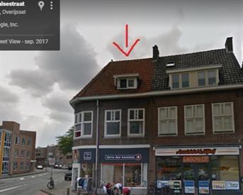 Kamer in Enschede, Van Lochemstraat op Kamernet.nl: Kamer te huur op kruipafstand van het centrum!