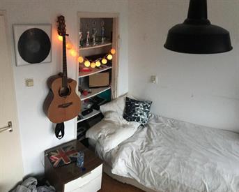 Kamer in Amersfoort, Van Randwijcklaan op Kamernet.nl: Kamer Dichtbij de binnenstad met balkon