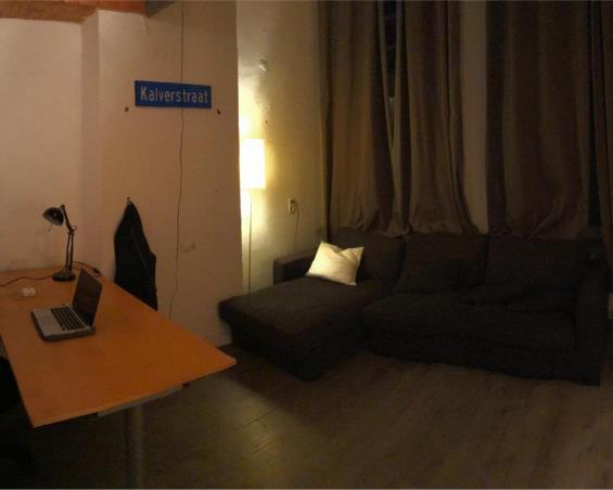 Kamer aan Nassaustraat in Eindhoven