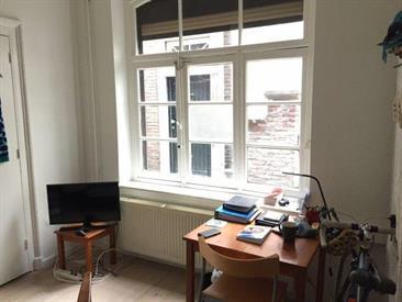 Kamer in Maastricht, Wycker Smedenstraat op Kamernet.nl: Recent gerenoveerde studentenkamer van 12m2 op een