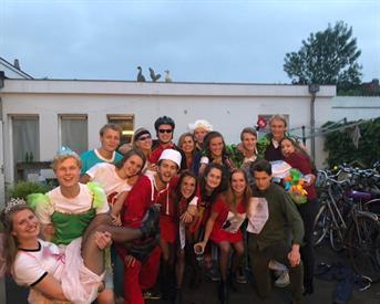 Kamer in Wageningen, Julianastraat op Kamernet.nl: AID slaapplek met kans op vast!