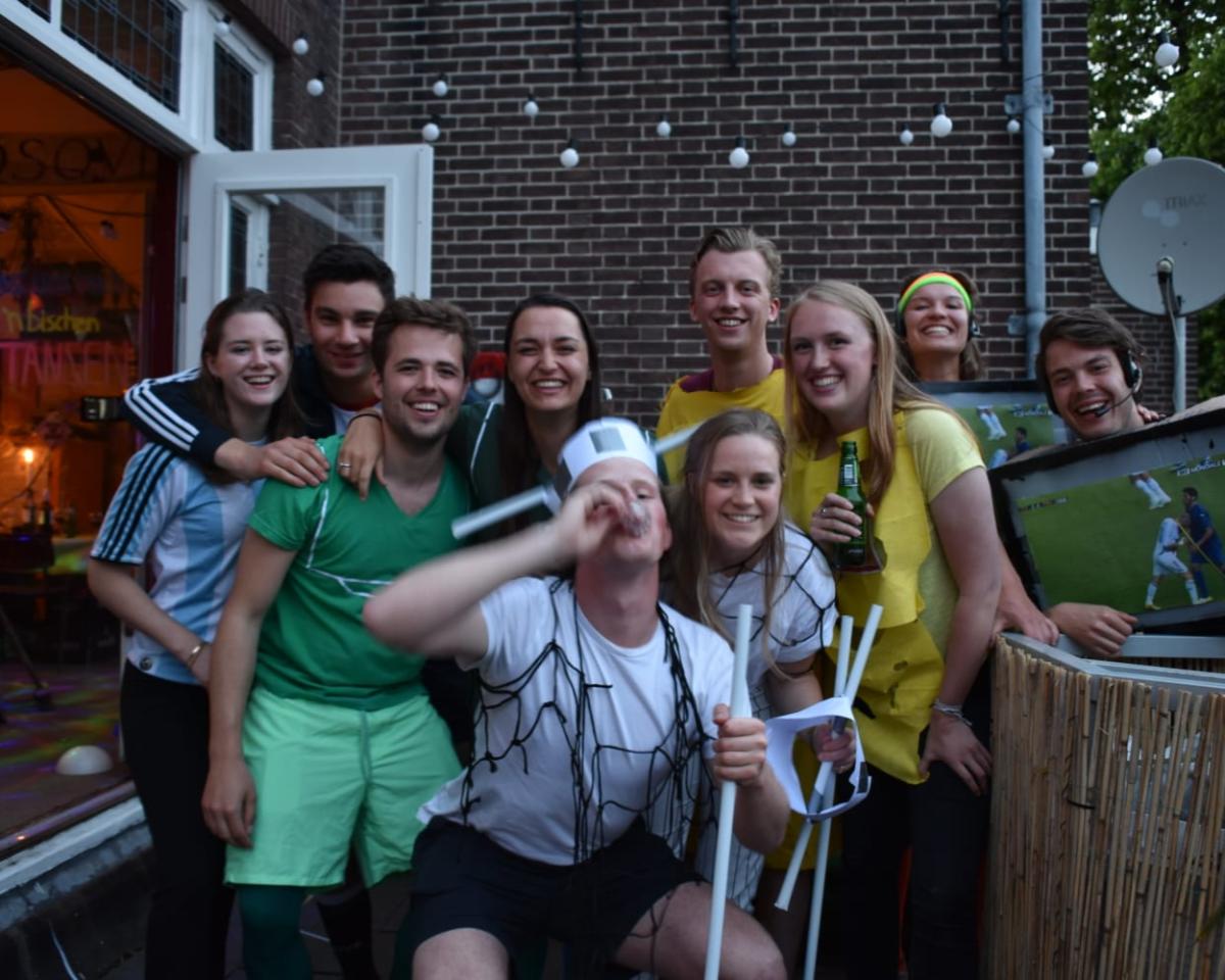 Kamer te huur in de Wateringsevest in Delft