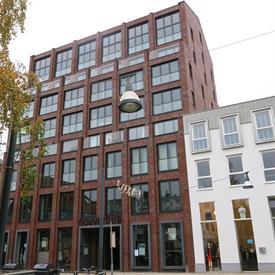 """Kamer in Enschede, Walstraat op Kamernet.nl: Appartement op 5e verdieping van complex """"Hoogwaerd"""""""