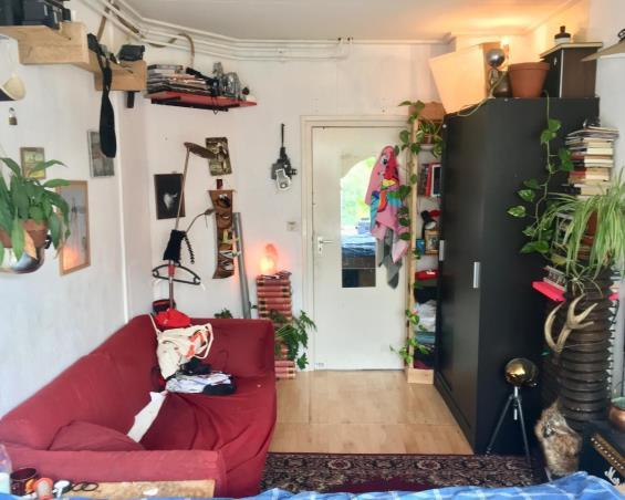 Kamer te huur in utrecht voor 310 kamernet for Kamer utrecht