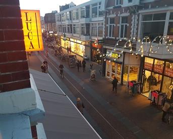 Kamer in Enschede, De Heurne op Kamernet.nl: Grote kamer midden in het centrum met doorstroom