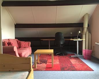 Kamer in Groningen, Neptunusstraat op Kamernet.nl: Grote zolderkamer nabij Zernike Campus