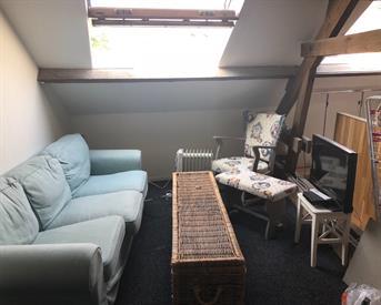 Kamer in Maastricht, Bilserbaan op Kamernet.nl: Studio in oude boederij inclusief keuken/badkamer