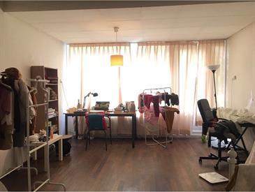 Kamer in Tilburg, Kamillehof op Kamernet.nl: Grote kamer met eigen tuin