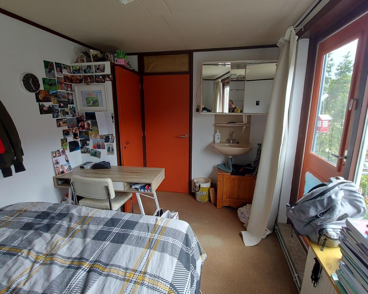 Kamer te huur in de Prins Mauritsstraat in Zwolle