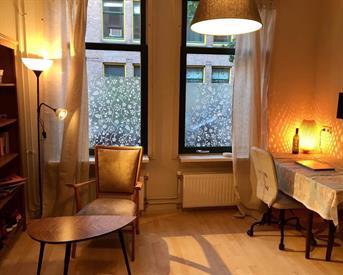 Kamer in Amsterdam, Benkoelenstraat op Kamernet.nl: Short term 1 br apartment for rent