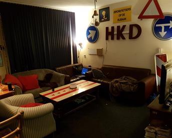 Kamer in Enschede, Beatrixstraat op Kamernet.nl: Huize Klein Drenthe