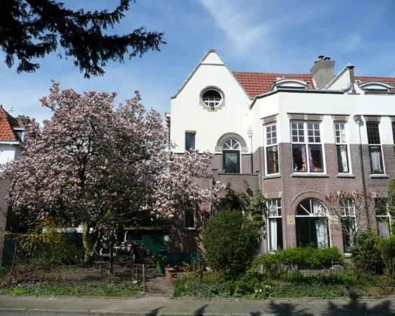 Kamer aan Nassauweg in Wageningen
