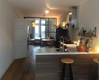 Kamer in Amsterdam, Swammerdamstraat op Kamernet.nl: Mooi 1 slaapkamer-appartement Weesperzijdebuurt