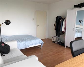 Kamer in Delft, Cesar Franckstraat op Kamernet.nl: Onderhuurster gezocht (1 aug t/m 1 feb)!
