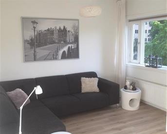 Kamer in Amsterdam, Hunzestraat op Kamernet.nl: Amazing Room in fully refurnished flat