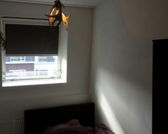 Kamer aan Talmastraat in Wageningen