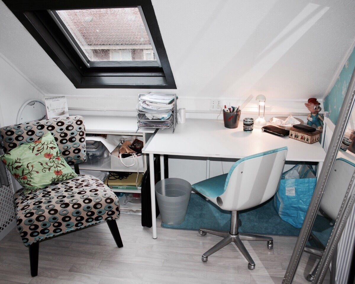Kamer te huur in de Wilgenstraat in Zwolle
