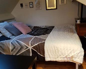 Kamer in Hilversum, 2e Nieuwstraat op Kamernet.nl: Kamer met eigen keuken in gezellig meidenhuis