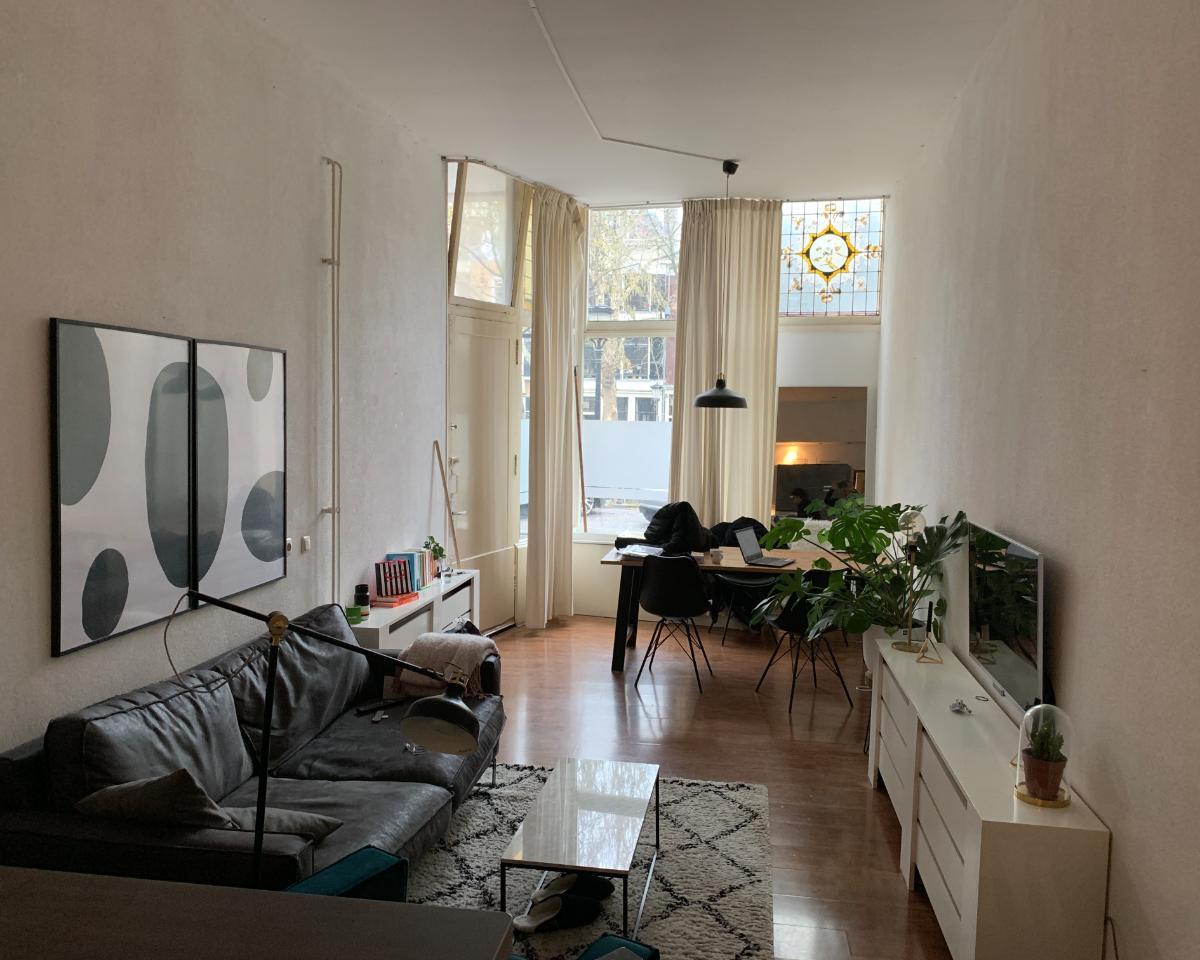 Appartement aan Oudegracht in Utrecht