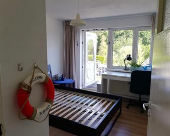 Kamer in Enschede, Voortsweg op Kamernet.nl: Gemeubileerde kamer in het Trappenhuis