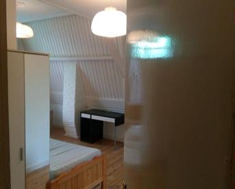 Kamer in Vlissingen, Kasteelstraat op Kamernet.nl: kamer met eigen badkamer