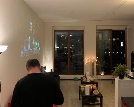 Kamer te huur op het Barentszplein in Amsterdam