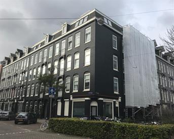 Kamer in Amsterdam, De Wittenstraat op Kamernet.nl: Appartement Amsterdam Staatsliedenbuurt  (50m2)