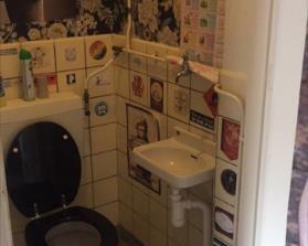 Kamer aan Westerbinnensingel in Groningen