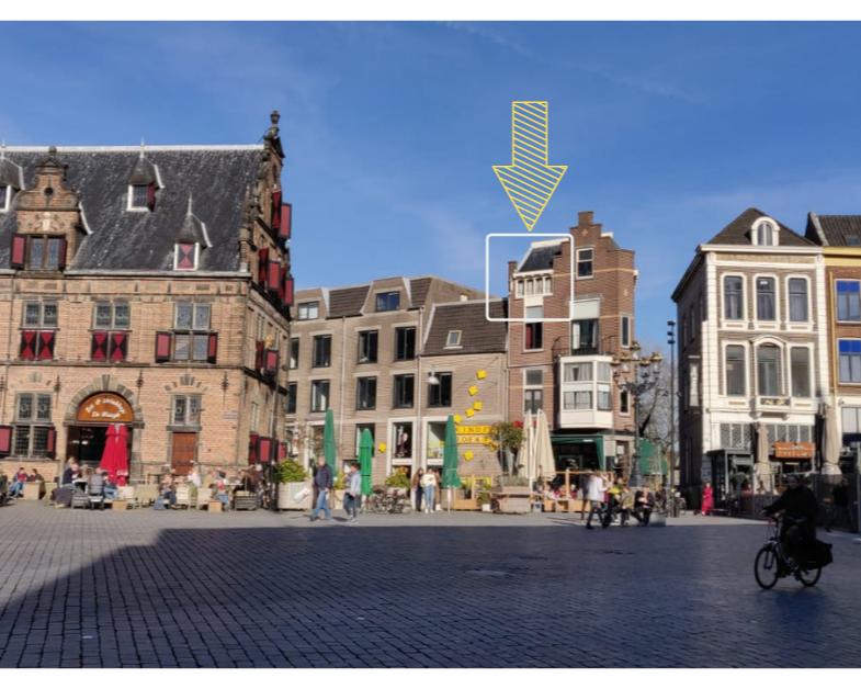 Kamer te huur in de Grote Markt in Nijmegen