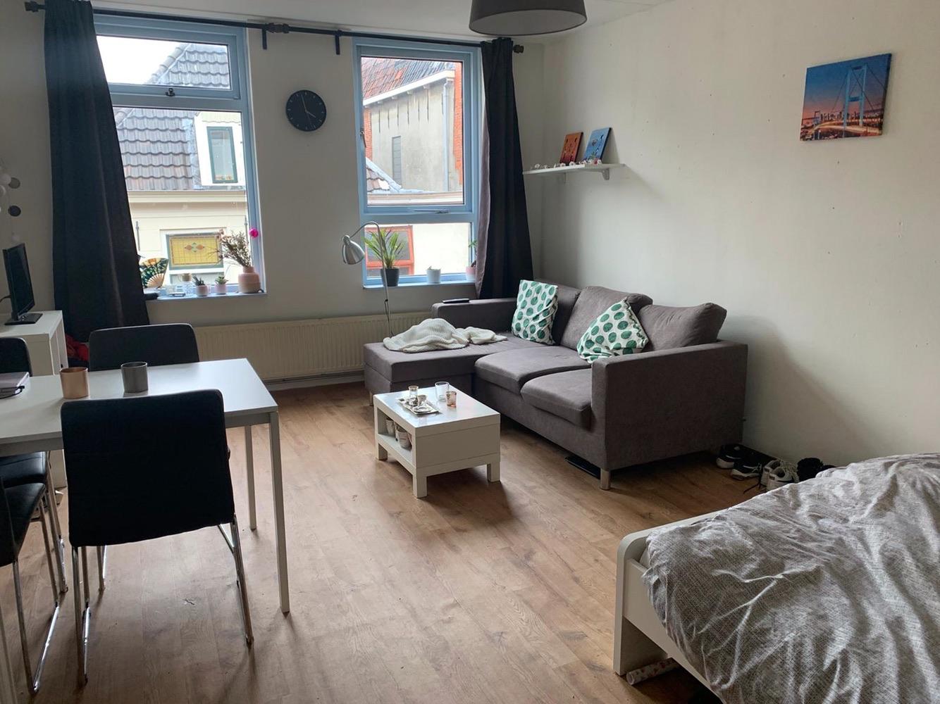 Kamer te huur in de Gelkingestraat in Groningen