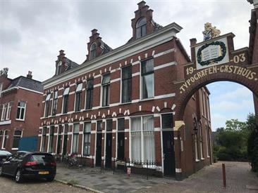 Kamer in Groningen, Petrus Campersingel op Kamernet.nl: KEURIGE STUDENTENKAMER MET EIGEN KEUKEN!