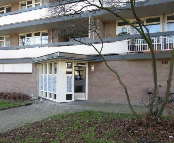 Appartement aan Bolestein in Amsterdam