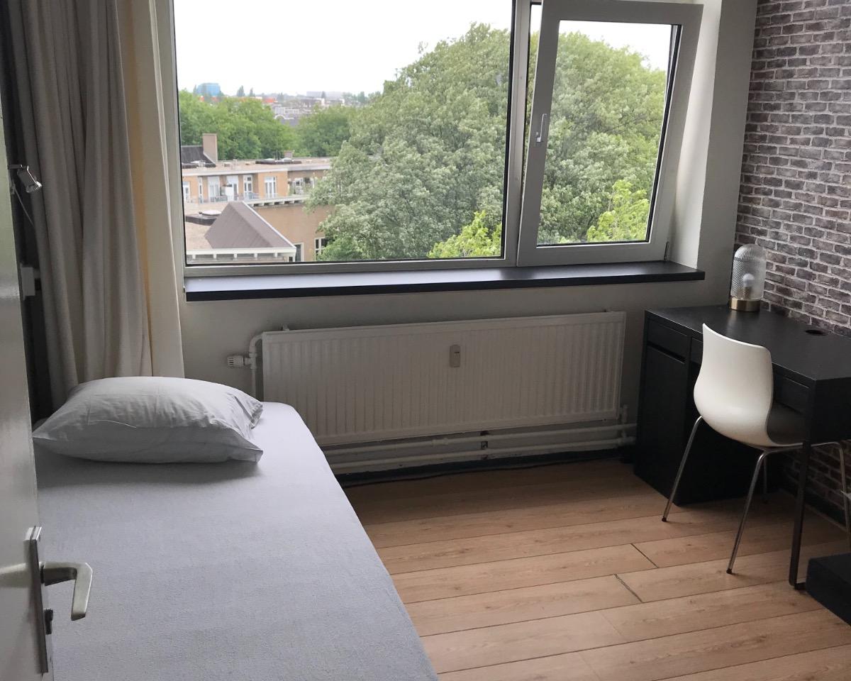 Kamer te huur in de Korte Geuzenstraat in Amsterdam