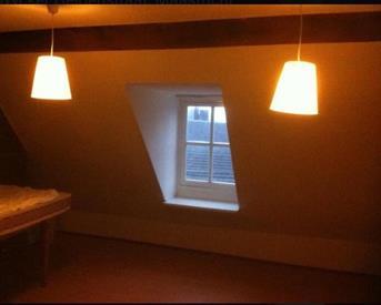 Kamer in Maastricht, Wycker Heidenstraat op Kamernet.nl: Rustig gelegen studio centrum Wyck