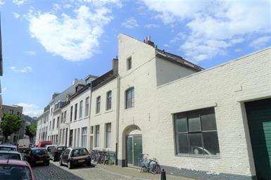 Kamer in Maastricht, Breulingstraat op Kamernet.nl: Studio gelegen op de begane grond