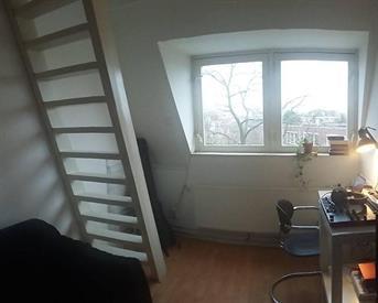 Kamer in Rotterdam, Samuel Mullerstraat op Kamernet.nl: Nice room close to Delfshaven area