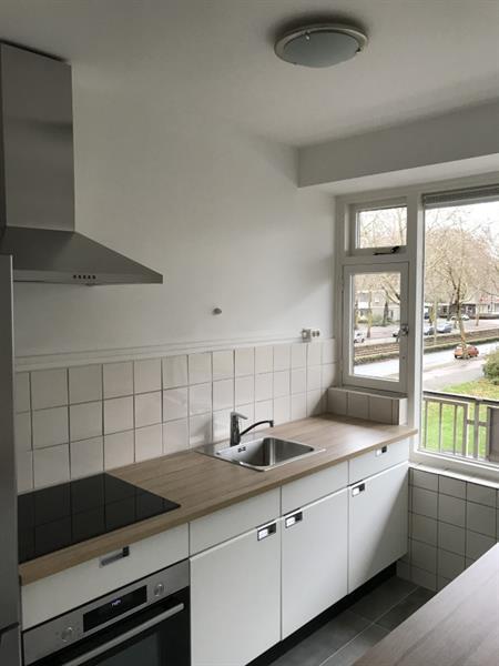 Appartement aan Zwedenburg in Den Haag