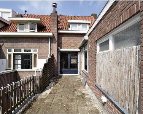 Kamer aan Korvelseweg in Tilburg
