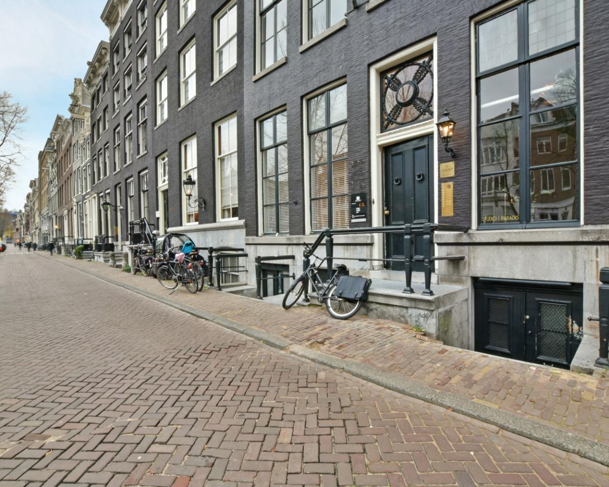 Kamer te huur in de Herengracht in Amsterdam