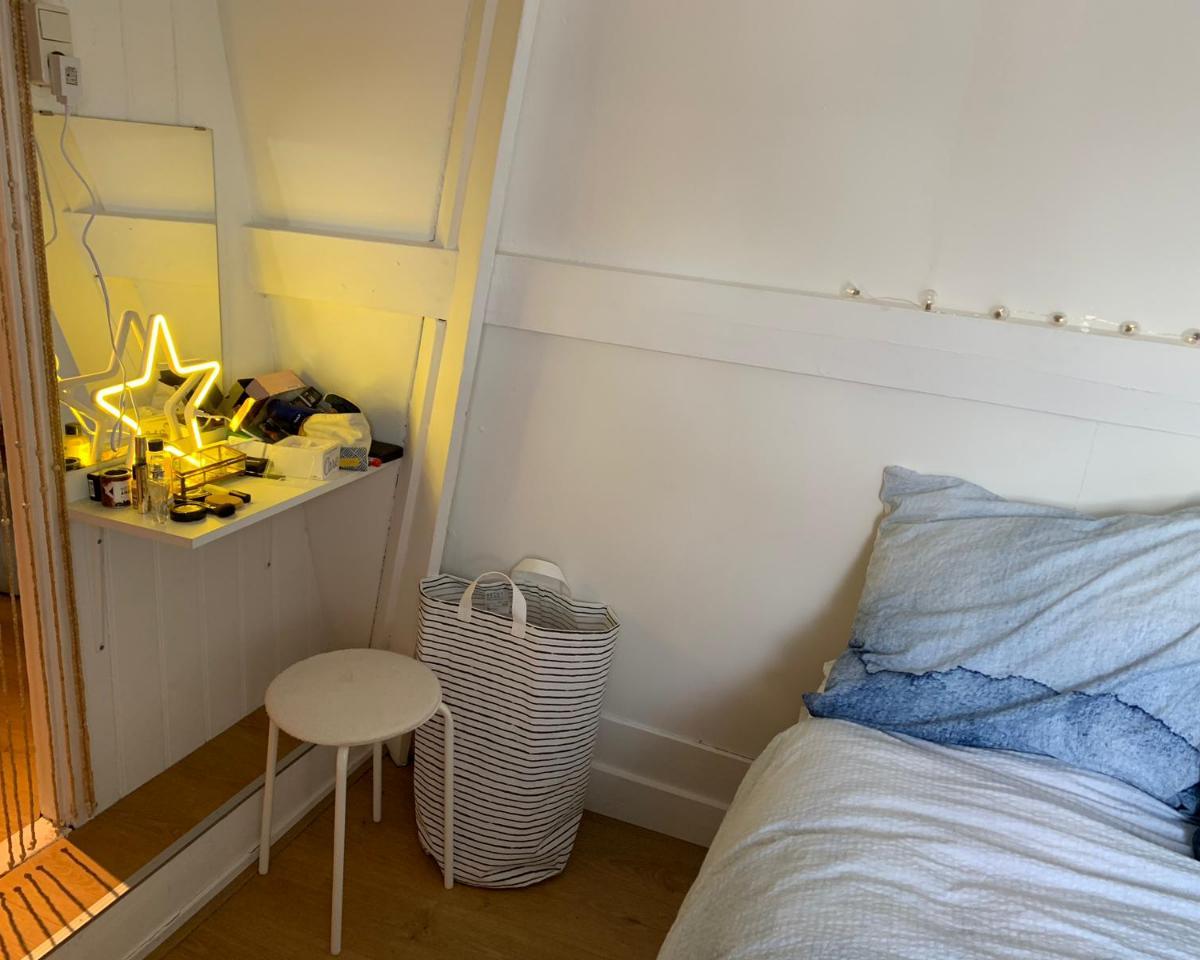 Kamer te huur op de Lage Rijndijk in Leiden
