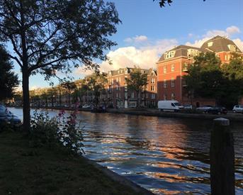 Kamer in Amsterdam, Baarsjesweg op Kamernet.nl: Onderhuur augustus - Baarsjesweg
