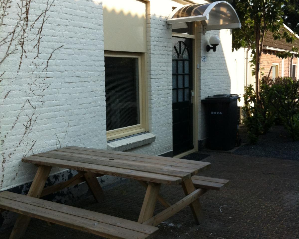 Kamer te huur aan de Voorsterweg in Zwolle