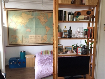 Kamer aan Korfoedreef in Utrecht