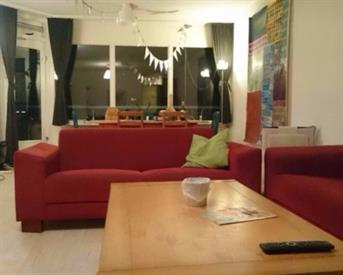 Kamer in Utrecht, Azielaan op Kamernet.nl: Kamer in mooi appartement met 2 huisgenoten